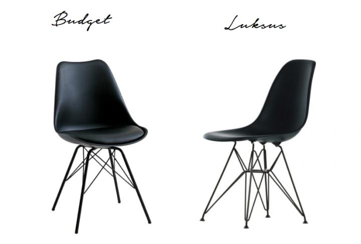 Vitra, budget vs. luxury - Atelier Krogbeck