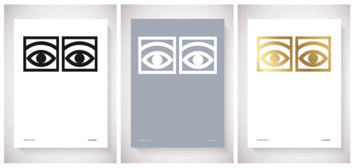 Cacao Eyes, Olle Eksell - Atelier Krogbeck