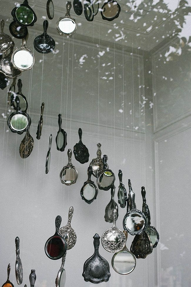 Spejl - Atelier Krogbeck