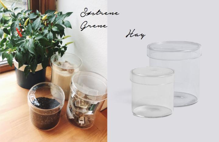 Atelier Krogbeck, glass jar