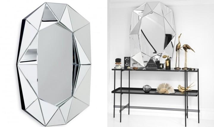 Spejl, mirror, Atelier Krogbeck