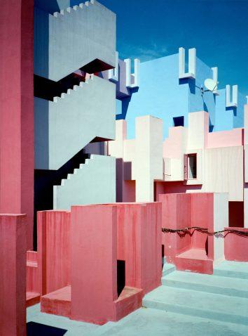Atelier Krogbeck, Ricardo Bofill 8