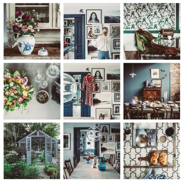 Atelier Krogbeck, Instagram