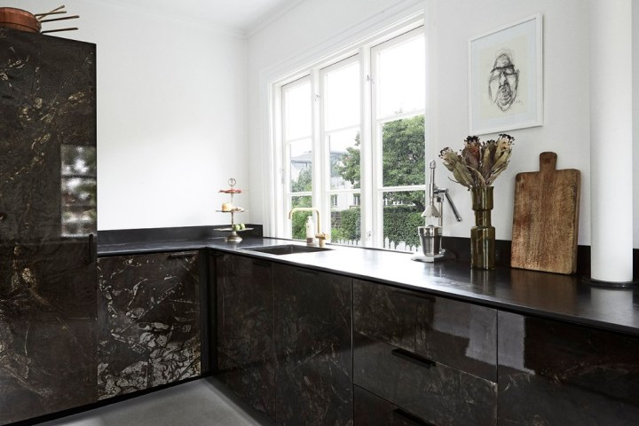 Atelier Krogbeck, kitchen