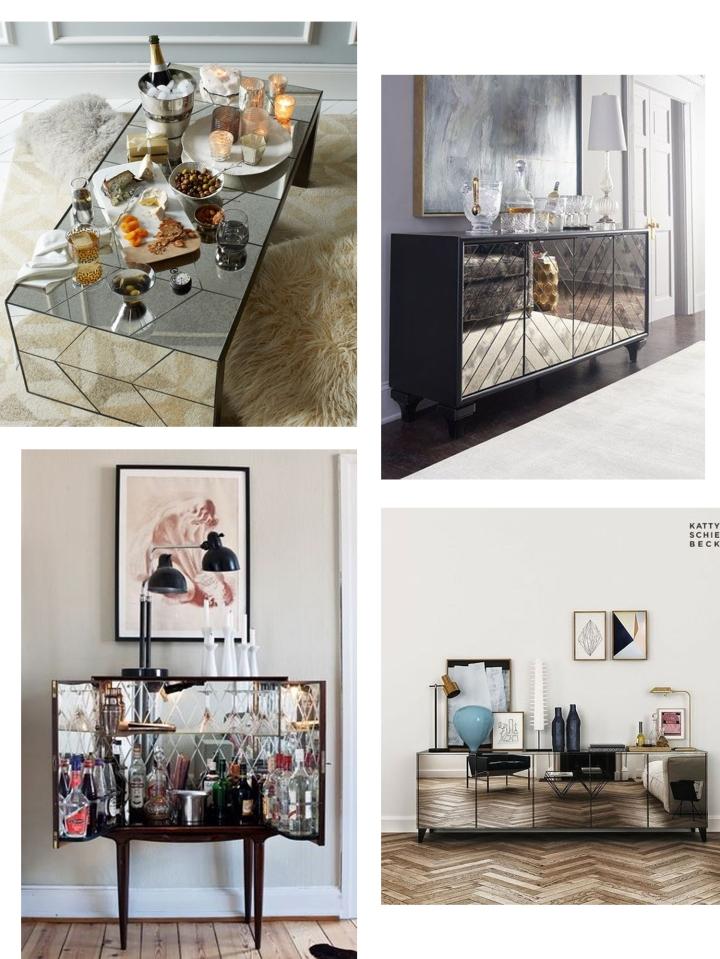 Mirror, Atelier Krogbeck