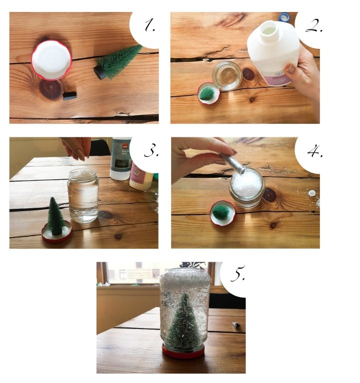 DIY snowball